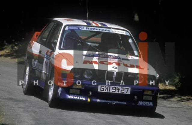 BMW M3 E30. Ixo-Altaya. Juanh Racing Team 011  870507TdCBeguin2rk