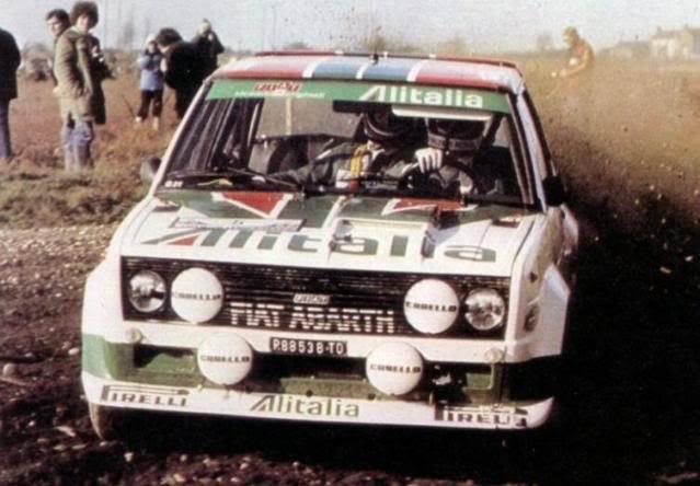 Fiat 131 Abarth. Ixo-Altaya. Juanh Racing Team 009  A_23320RAC2023