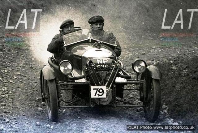 Morgan Super Sport MX4. Brumm. Juanh Racing Team 149 B1111crop