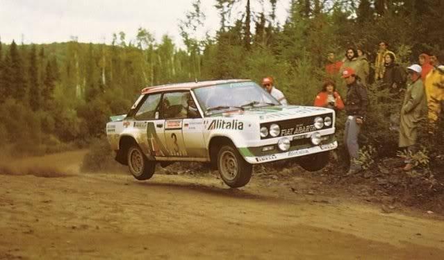 Fiat 131 Abarth. Ixo-Altaya. Juanh Racing Team 009  Fiat131Abarth-