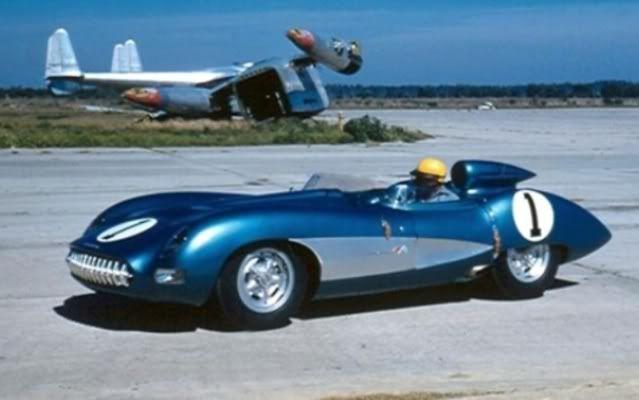 Chevrolet Corvette SS. AutoArt. Juanh Racing Team 128 01-17
