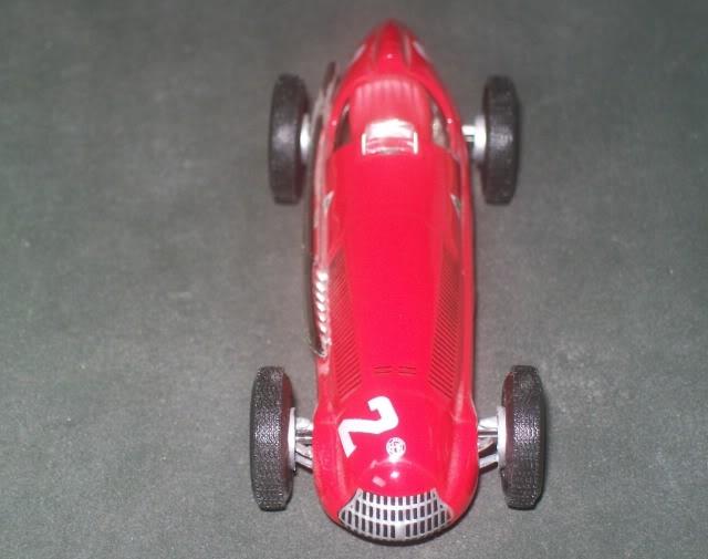 Alfa Romeo 158. Ixo-Altaya. Juanh Racing Team 124 100_5143