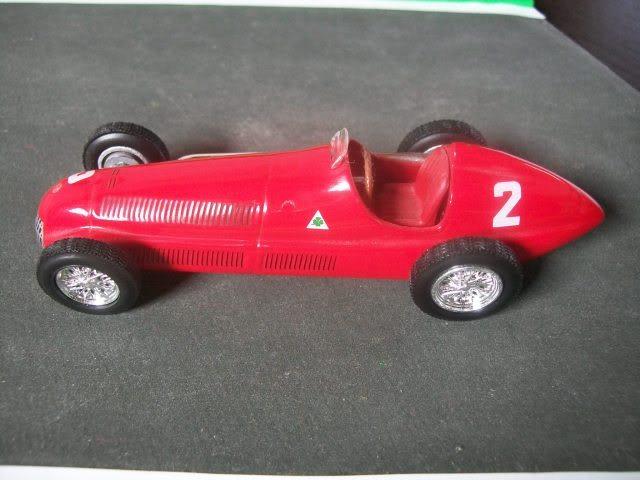 Alfa Romeo 158. Ixo-Altaya. Juanh Racing Team 124 100_5148
