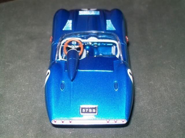 Chevrolet Corvette SS. AutoArt. Juanh Racing Team 128 100_5641