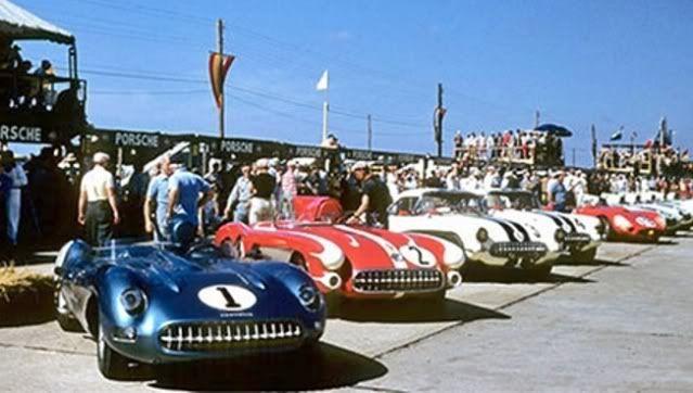 Chevrolet Corvette SS. AutoArt. Juanh Racing Team 128 12hdeSebring20195720Corve