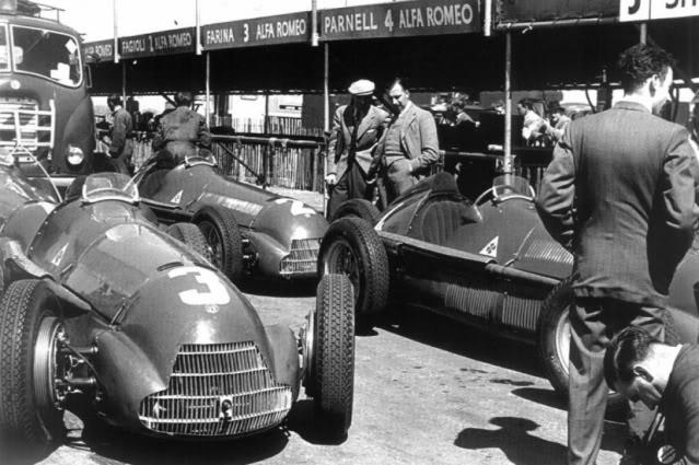 Alfa Romeo 158. Ixo-Altaya. Juanh Racing Team 124 1950alfaromeo158cl8gran