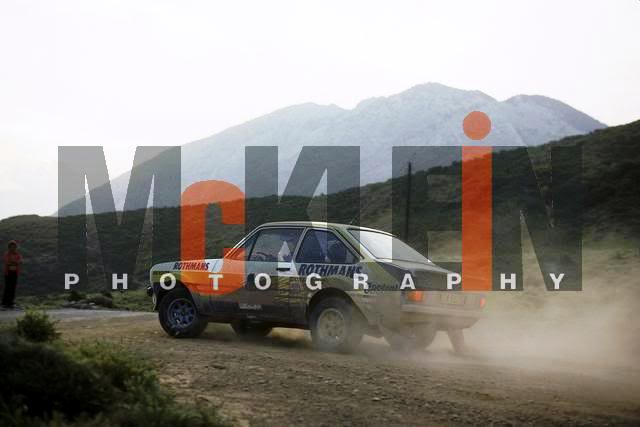 Ford Escort MKII RS 1800. Ixo-Altaya. Juanh Racing Team 102 790528GRWaldegard1rk