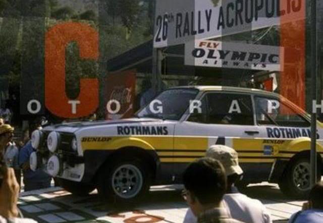 Ford Escort MKII RS 1800. Ixo-Altaya. Juanh Racing Team 102 790528GRWaldegard6