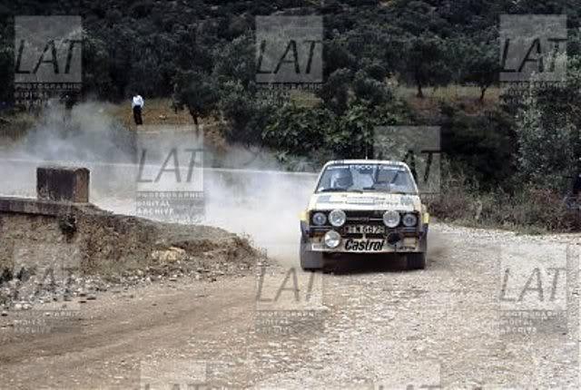 Ford Escort MKII RS 1800. Ixo-Altaya. Juanh Racing Team 102 LAT2005110395996_PVW