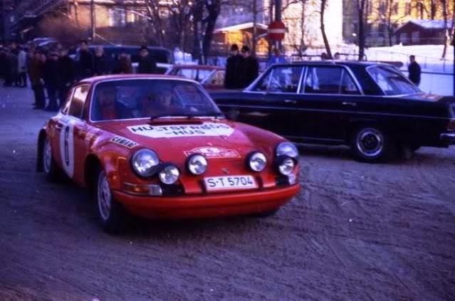 Porsche 911S. Ixo-Altaya. Juanh Racing Team 059 Waldegardhelmer2