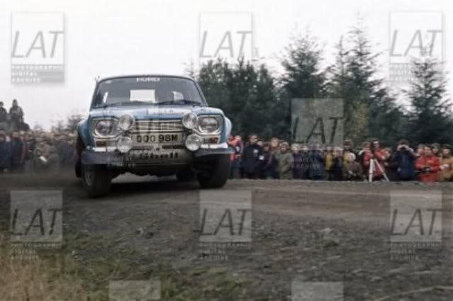 Ford Escort MK1 RS1600. Ixo-Altaya. Juanh Racing Team 013  LAT2005110308721_PVW