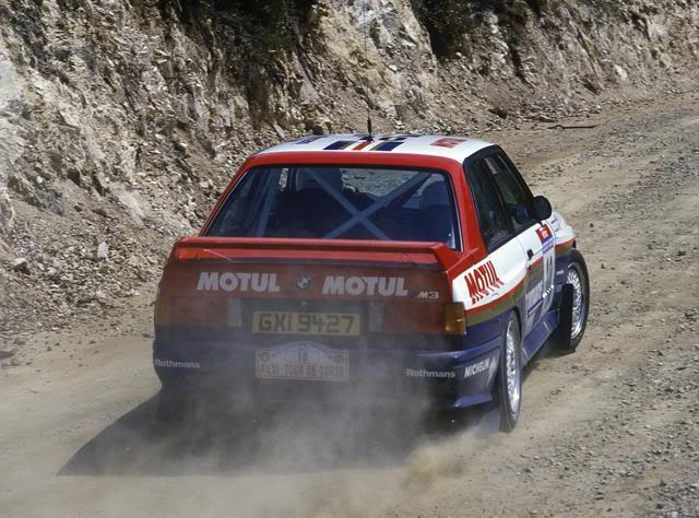 BMW M3 E30. Ixo-Altaya. Juanh Racing Team 011  TdC198710BMWM3E30BernardBeguinJeanJacquesLenne3