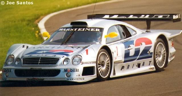 Mercedes Benz CLK GTR. High Speed. Juanh Racing Team 008 WatermarkedImageHandlerhh