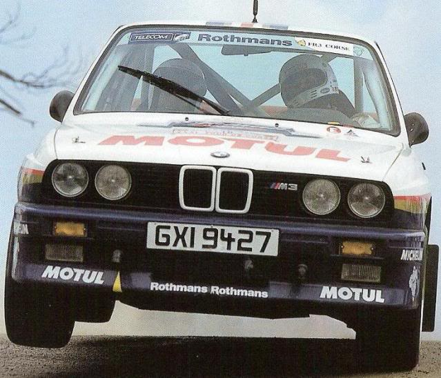BMW M3 E30. Ixo-Altaya. Juanh Racing Team 011  Begu3