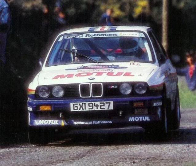 BMW M3 E30. Ixo-Altaya. Juanh Racing Team 011  Beguin