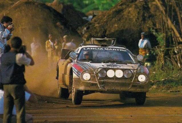 Lancia 037 Rally Evo. Ixo-Altaya. Juanh Racing Team 010  Dhe