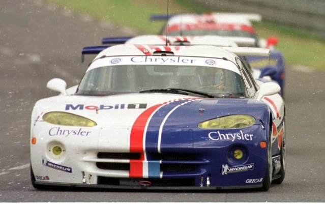 Chrysler Viper GTS-R. Ixo-Altaya. Juanh Racing Team 003  Dodge-viper-gtsr-25