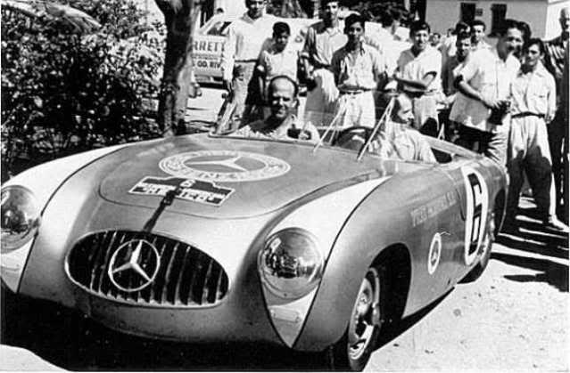 Mercedes Benz 300 SL Spider. New Ray. Juanh Racing Team 077 F07c5dda