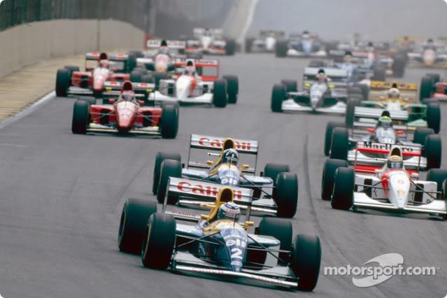 Williams FW15C Renault. Ixo-Altaya. Juanh Racing Team 012  F1-1993-bra-tm-0101