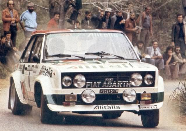 Fiat 131 Abarth. Ixo-Altaya. Juanh Racing Team 009  Malengj1