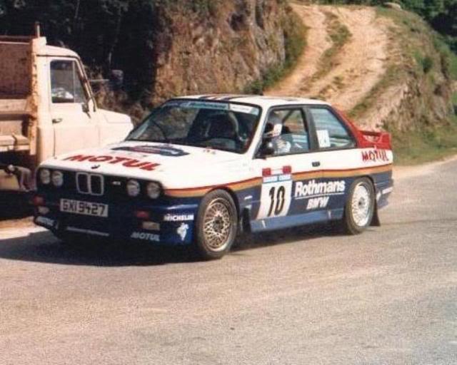 BMW M3 E30. Ixo-Altaya. Juanh Racing Team 011  Palm87