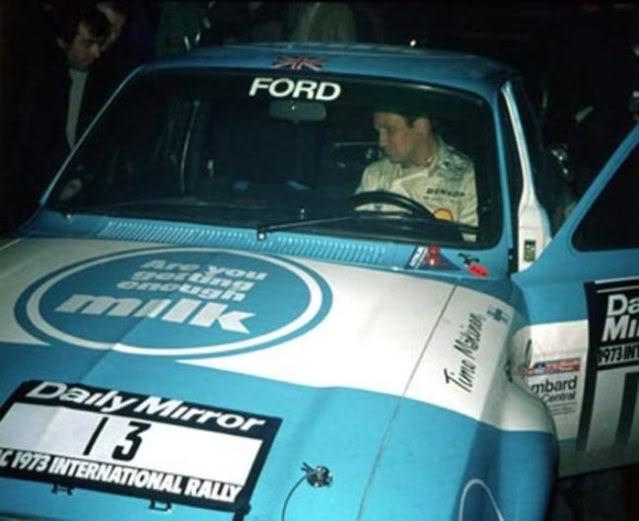 Ford Escort MK1 RS1600. Ixo-Altaya. Juanh Racing Team 013  Vive_la_prop____1142697811_makinen_1973_rac_2