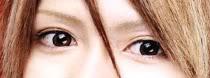 de quien son los ojos??? Miku
