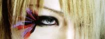 de quien son los ojos??? Ruki