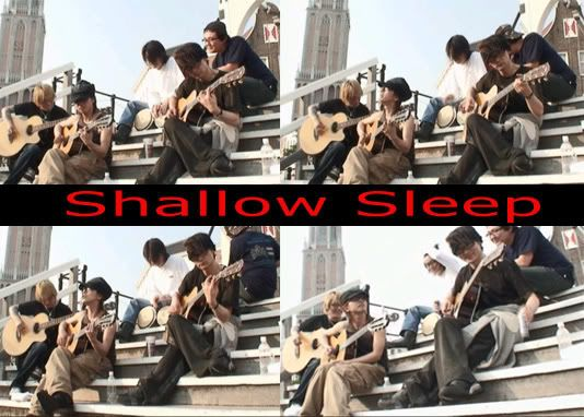 shallow sleep acustic Shallowimg
