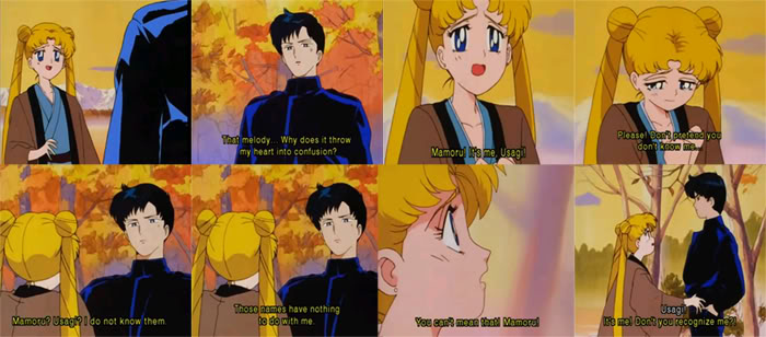 Saddest Moments in Sailor Moon *MAY CONTAIN SPOILERS* UUUSAGII