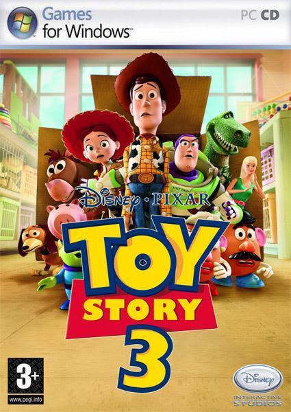 [PC] Toy Story 3 [Full-Dvd5] [Multi 5 Incluye Español] [MU] Toy