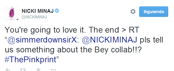 Beyoncé > Featuring 'Feeling Myself' (feat. Nicki Minaj) Bn1