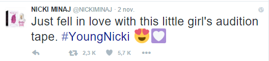"""Serie »  """"Nicki"""" Yn1"""