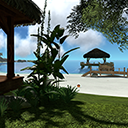 PlayStation Home Locations. HOMETropicalEscape