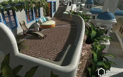 PlayStation Home Locations. HomeApartment