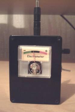 Eletroscópio eletrônico 21