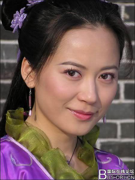10 mỹ nhân cổ trang đẹp nhất màn ảnh Hoa ngữ  5