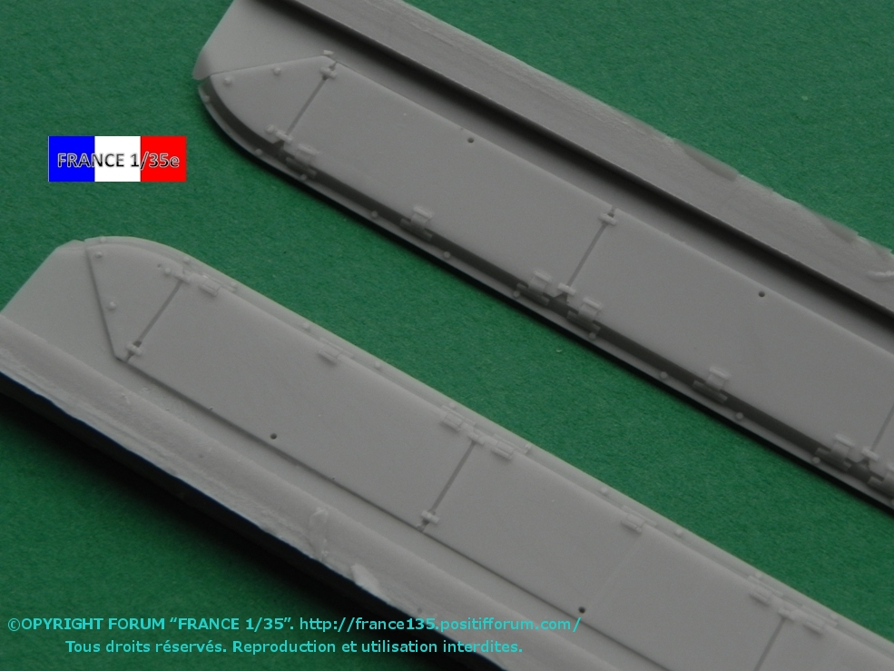 AMX 30B Conversion set for Greek, Chypriot and Qatari version. Slingshot Models, 1/35, ref SSM 35003. Résine. FRANCE135_CONVERSION30BGRECCHYPREQATAR_SLINGSHOTMODELS_1-35_REFssm35003_11_zpsda0b523f