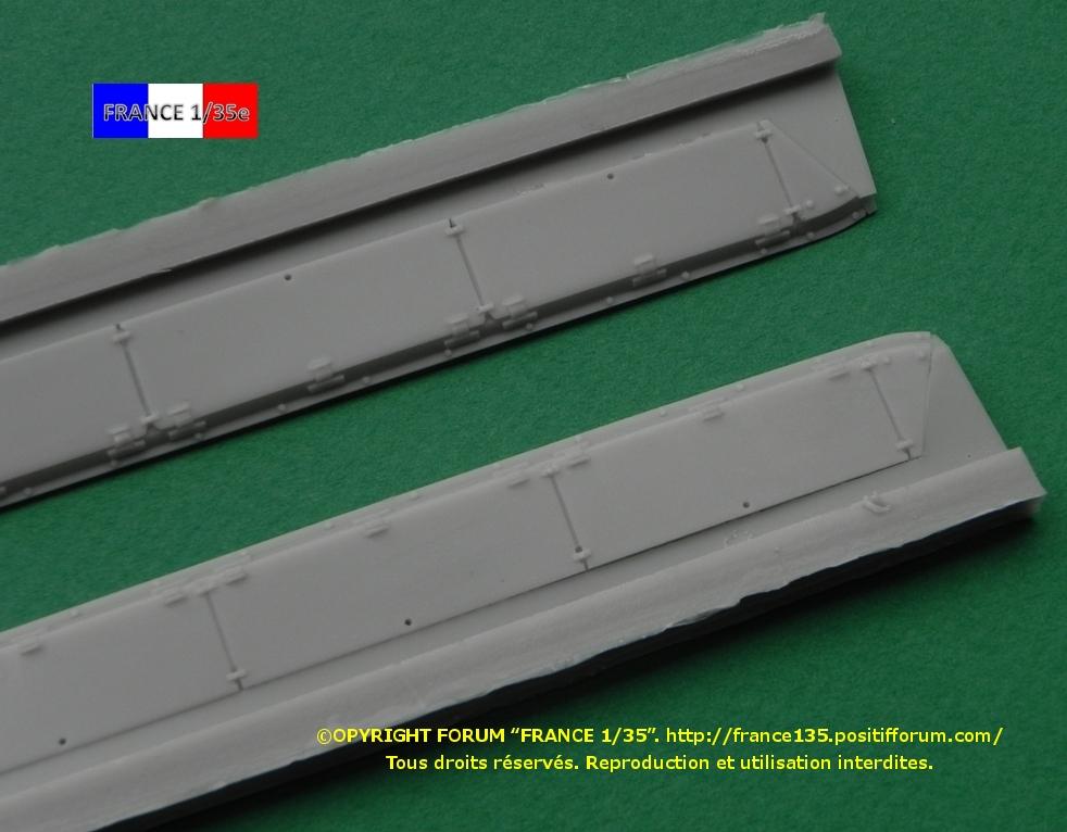 AMX 30B Conversion set for Greek, Chypriot and Qatari version. Slingshot Models, 1/35, ref SSM 35003. Résine. FRANCE135_CONVERSION30BGRECCHYPREQATAR_SLINGSHOTMODELS_1-35_REFssm35003_12_zpsab9ed86a