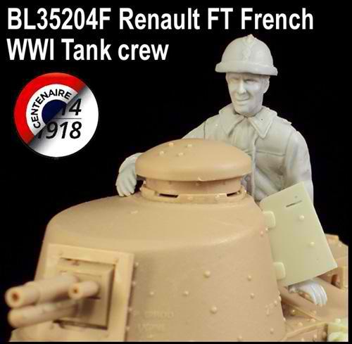 Nouveautés Blast Models. RefBL35204FtankistefranccedilaispourRenaultFT-WWI_zps66f9a5e3