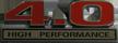 V6 4.0L HP