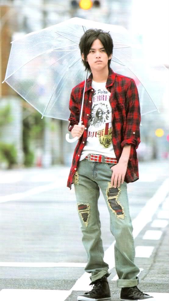 Fan club Nakayama Yuma 002