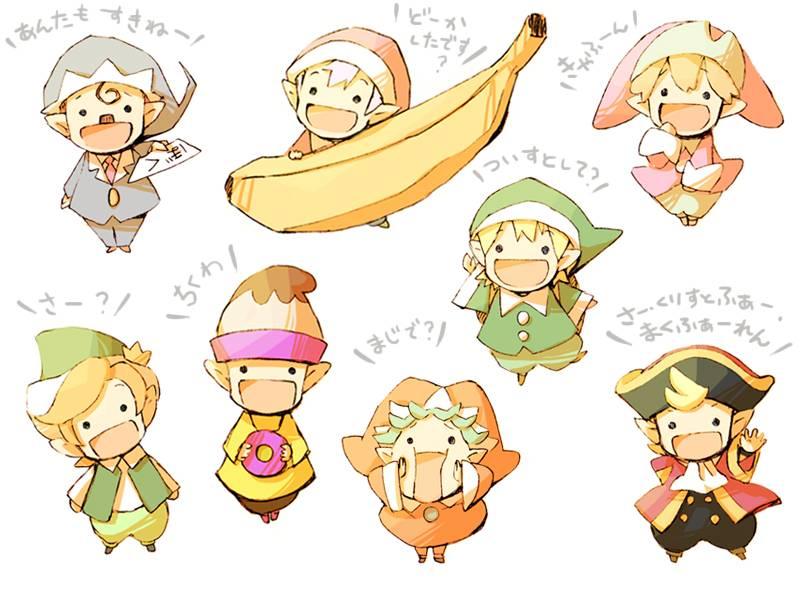 #033 Sweets Fairies FairyJinruiWaSuitaiShimashitafull1273306