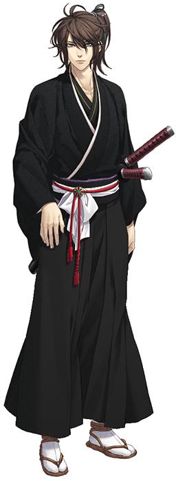 Atsuhiro Sumeragi [Approved; 2-1] Appearance
