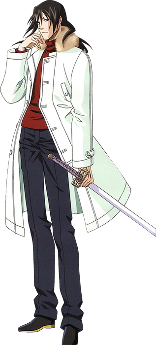 Ryuunosuke Asakawa [APPROVED, 1-3] Appearance2
