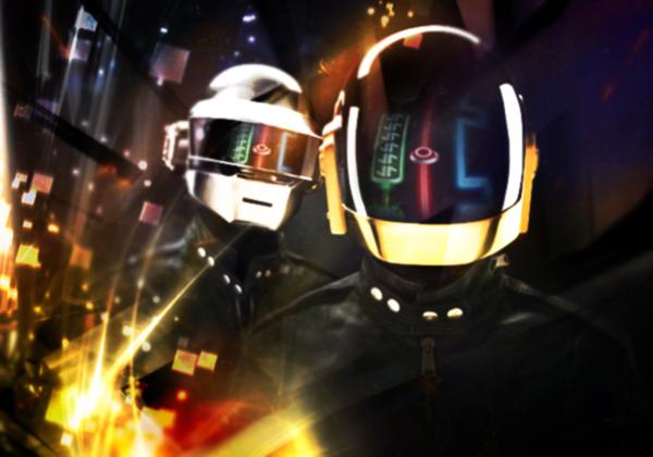 ALiV3: TechNoloGIk DJ-Hero-Daft-Punk