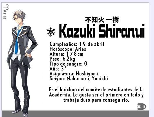 [Megapost] Starry ★ Sky - Página 2 KazukiShiranui