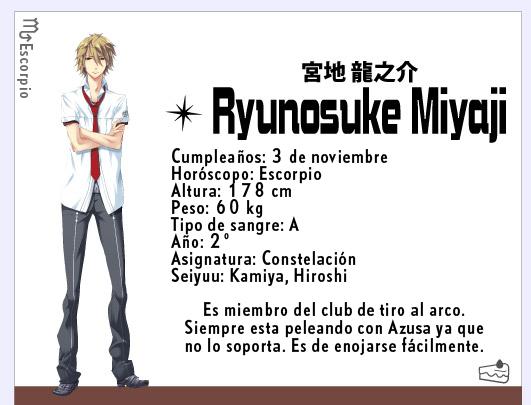 [Megapost] Starry ★ Sky - Página 2 RyunoskeMiyaji