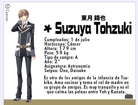 [Megapost] Starry ★ Sky - Página 2 SuzuyaTohzuki