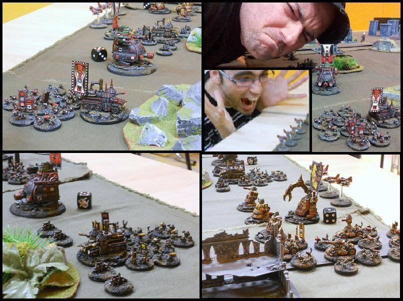 3000 pts - GI vs Orks 3-ORK